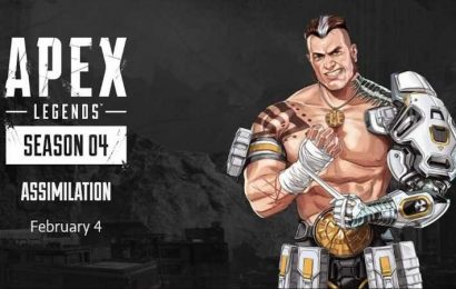 Apex Legends Introduces Ripped New Hero And More For Season 4
