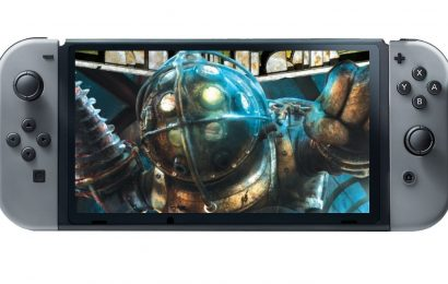 Bioshock Games Might Be Coming To The Switch, Received Ratings In Taiwan
