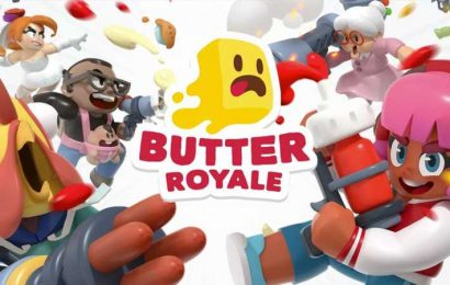Butter Royale Is The Cutest Battle Royale Game You'll Play All Year