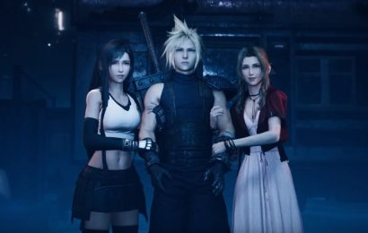 Final Fantasy 7 Remake Demo Has Been Datamined – Images Of Cloud In A Dress & Shinra Executives Leaked