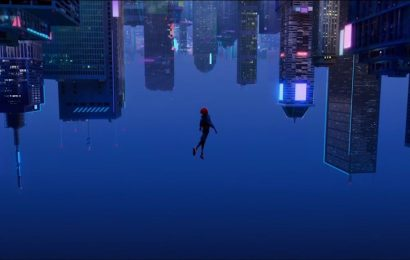 Artist Recreates Iconic 'Into The Spider-Verse' Scene With VR Using Quill