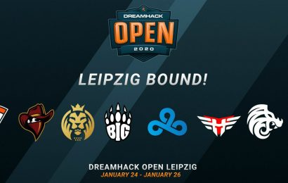 BIG, MAD Lions Advance To Semi-Finals on Day 1 of DreamHack Open Leipzig 2020