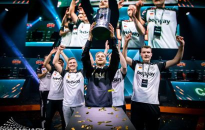 BIG win DreamHack Open Leipzig, the rosters debut LAN event