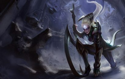 Riot targets Sett and Diana's W damage, Ekko's W stun in League Patch 10.3