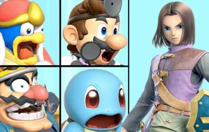 "Dragon Quest Characters Appeared In Smash Ultimate Even Though It Was ""Nearly Impossible,"" Says Producer"