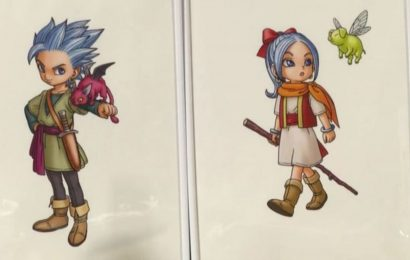 Dragon Quest Monsters Devs Aren't Feeling Too Optimistic About Development Progress