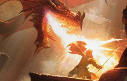 New Dungeons & Dragons Board Games On The Way, Aimed At Teaching Beginners
