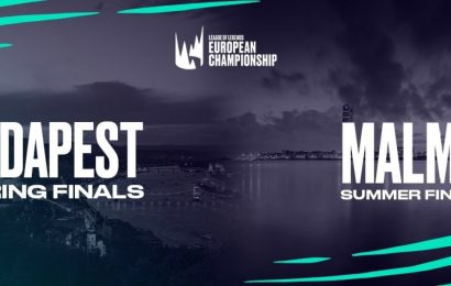 LEC Spring Finals headed for Budapest, April 25-26; Summer Finals to Malmö