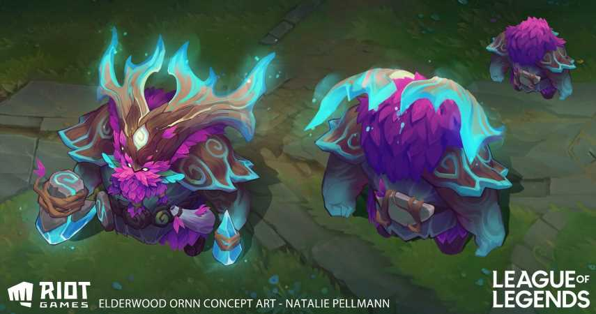 Ornn and Taliyah Will (Finally) Get Skins In League Of Legends This Year