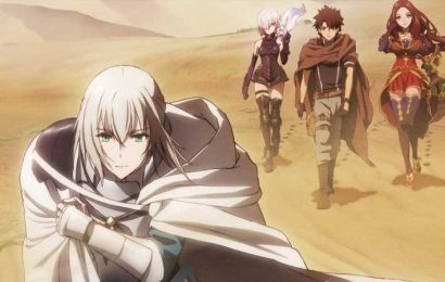 Here's Our First Look At The Fate/Grand Order Movie