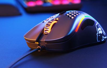 Glorious PC Gaming Master Race Releases Model D Gaming Mouse