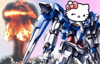 Hello Kitty Becomes A Gundam Pilot In Bizarre (And Adorable) Series Of Shorts