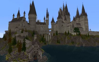Group Of Modders Spent Seven Years Adding The Harry Potter Universe To Minecraft