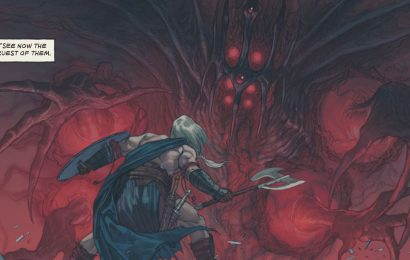 DC Comics is making a Dungeons & Dragons setting from dark fantasy series The Last God