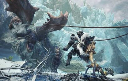 Players Are Reporting Monster Hunter World: Iceborne Is Deleting Their Save Files