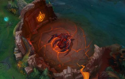 Preseason dragon changes improve red side's Solo/Duo win rate in League of Legends