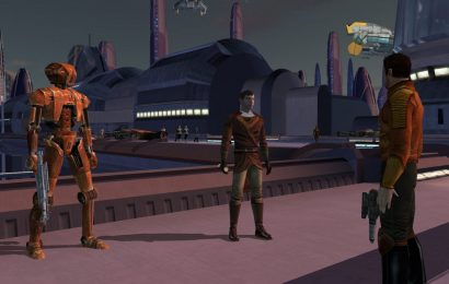 Rumor: EA Might Be Producing A Star Wars: Knights Of The Old Republic Remake That Fits The Current Canon
