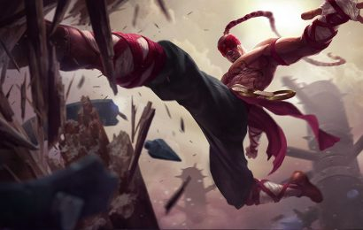Dragon bug sends Lee Sin into the stratosphere in League of Legends