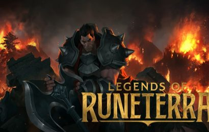 Here are the Legends of Runeterra open beta patch notes