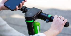 Lime uses sensor data to keep scooters off sidewalks