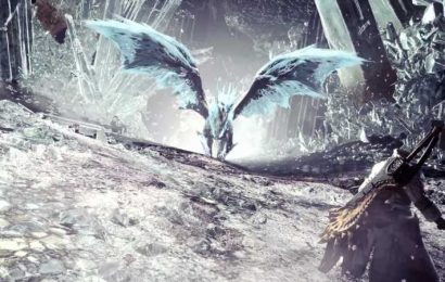 Monster Hunter World: Iceborne Is Doing Incredibly Well On Steam