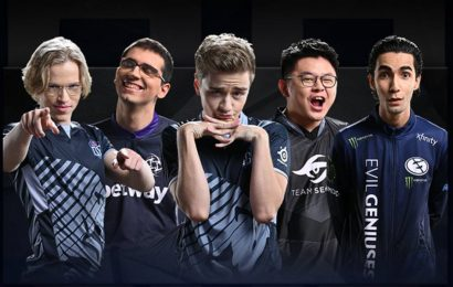 Saksa and Midone complete the new OG Dota 2 roster