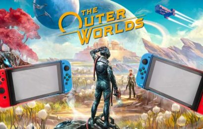 The Outer Worlds Won't Have A Physical Switch Cartridge