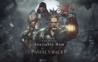 Pascal's Wager Wants To Be Dark Souls For Your iPhone