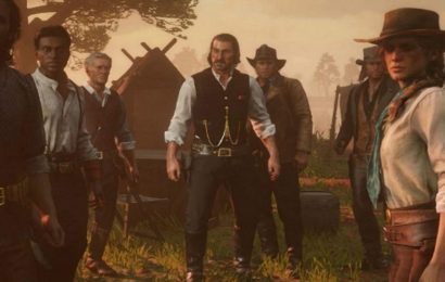 There's A Weird Red Dead Redemption 2 Bug That Deletes A Weapon