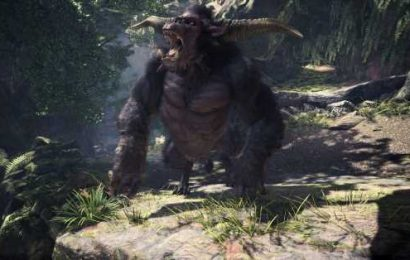 Monster Hunter World: Iceborne DLC on console and PC will sync up in April