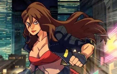 Streets Of Rage 4 Will Have Physical Copies