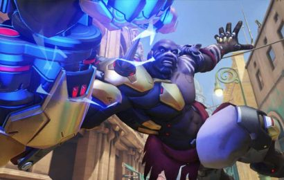 Situational Doomfist flank lets you travel a stretch of Blizzard World in one combo
