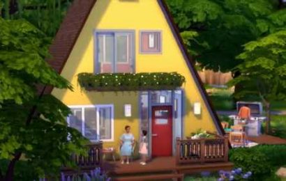 The Sims 4 finally embraces the tiny home trend