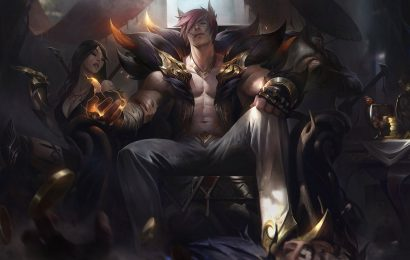 New juggernaut Sett makes his League of Legends debut today
