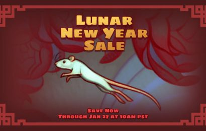 More VR Savings are Here With the Steam Lunar New Year Sale