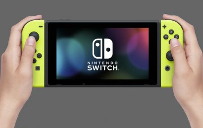 Report: New Switch model launching in 2020