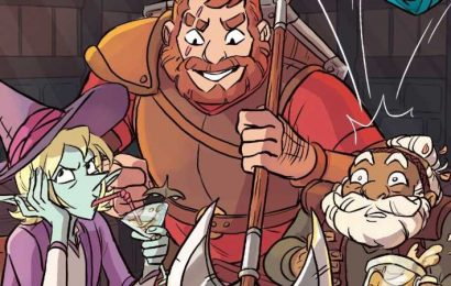 The Adventure Zone Is (Maybe) Officially Becoming A TV Show