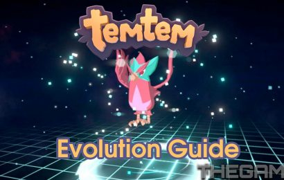 Temtem: A Basic Evolution Guide