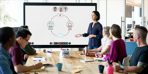Collaborating on the future of work