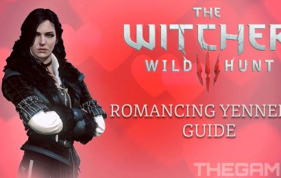 The Witcher 3: How To Romance Yennefer