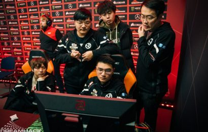 Vici Gaming cut through Evil Geniuses' Arc Warden to reach top 4 at the Leipzig Major