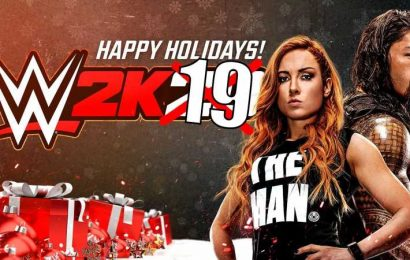 WWE 2K20 Rendered Virtually Unplayable By The Arrival Of 2K20