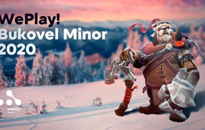Dota 2: The WePlay! Bukovel Minor is the most-watched Minor EVER