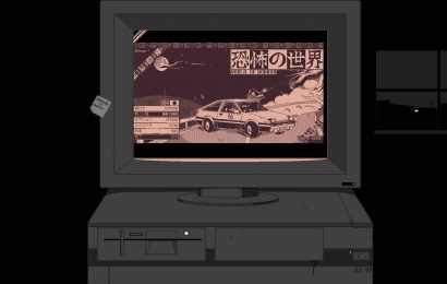 World Of Horror Preview: Unnerving 1-Bit Terror