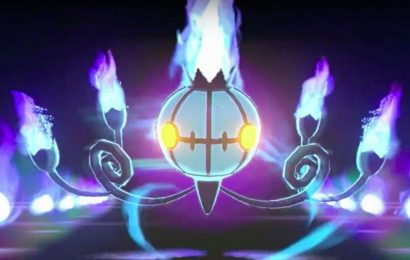 Pokémon Sword & Shield: How To Evolve Lampent Into Chandelure