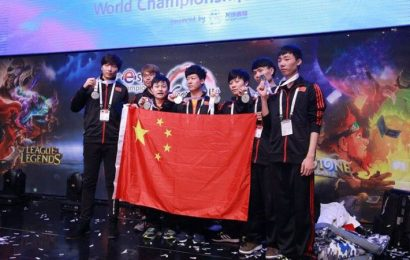 Esports Viewer Numbers in China Now Four Times US Figures