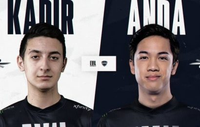League of Legends: Evil Geniuses sign AnDa to Academy Roster due to Visa Issues