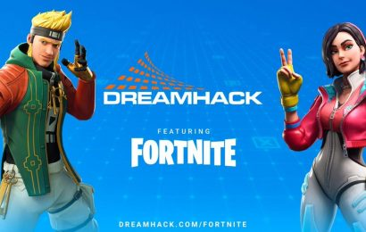 Fortnite: Dreamhack Anaheim Event Will Play on Build 11.40