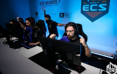 "ECS to cease operations, FACEIT partner with ""B Site"" league – report"