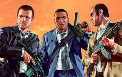 Grand Theft Auto 5 Is Now On Xbox Game Pass